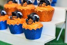 Delicious Denver Desserts  / by OFFICIAL Denver Broncos