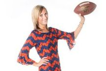 Orange and Blue Fashion / by OFFICIAL Denver Broncos