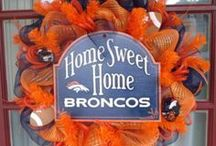 Broncos Fans Get Crafty / by OFFICIAL Denver Broncos