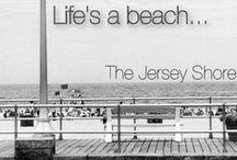 Down the (Jersey) Shore / My home! / by Kristin Blake