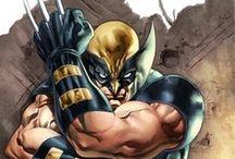 Wolverine / Logan / x men wolverine / by Morris Sparr