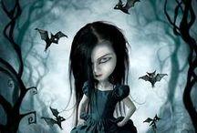 Dark Art & Gothic Tales / by Raven Wood