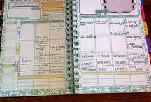 my brain on a page / personal planner just for me!
