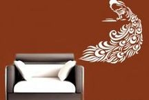 Birds & Animals / Kakshyaachitra - Manufacturers and dealers of wall decals in India