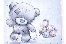 tatty teddy & friends