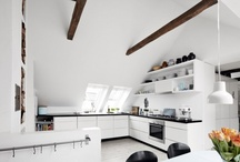 Interiors and decorating house