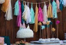 Party in Style / party, parties, decoration, party food, party ideas