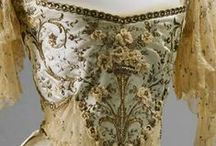 Historical Garment / Beautiful pieces from the past
