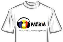 Materiale promoționale Patria Records