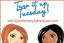 Blog Hops to Follow / So many blog hops, so little time! / by Natasha @ Epic Mommy Adventures