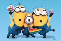 MINIONS / Love these little yellow helpers