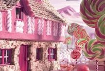 Cakes and Candies