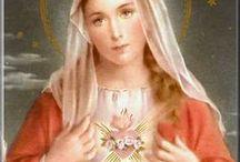 Historias e Livros para aumentar a sua Fé! / Sagrado Coração de Maria sede nossa salvação!