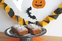 Halloween / Food- und Dekoideen für Halloween