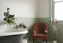 Bathroom Style / Bubble baths, hurried showers, or just five minutes peace - whatever your bathroom style, style your bathroom.