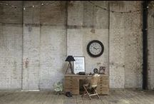 Warehouse Living / Stunning ideas and inspo for styling your warehouse or creating warehouse-inspired living in your home.