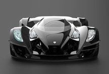 Concepts & Dream Vehicles / Concepts and Dream Vehicles