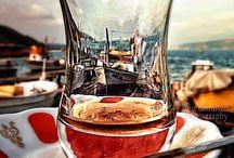 Turkish Tea,Türk çayı / Geleneksel Türk çayının keyfi ve ona eşlik edenler...