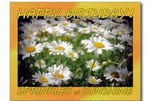 Happy Birthday to you! / Gift ideas for a happy birthday celebration.