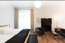DORMERO Hotel Berlin Ku'damm / Original. Rich in contrast. Black.