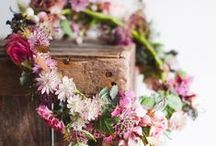 Flowers in your Home / Floral ideas for styling your home with beautiful blooms and adding seasonal style to your space.