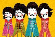 Beatlemania / beatles inspirations