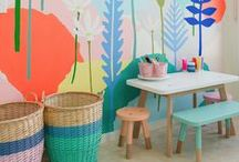 // Kids Spaces + Play Rooms / Rooms and spaces just for kids
