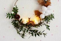 Scandinavian Christmas / Christmas decoration