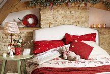 Christmas Bedding & Pillows