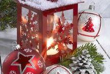 Christmas Ornaments & Alternative Trees