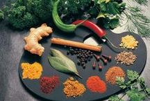 Spices and Herbs / Spezie & Aromi