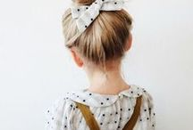 // Mini Style + Kids Fashion / Fashion and outfit ideas for toddlers + babies who rock it.