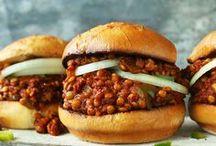 Veg Burgers & Sandwiches & Wraps