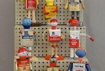 Kids Beschäftigung / Einfache Spiel- und Bastelideen für Kinder