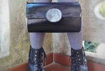 DIY non solo BORSE DI CARTA / Paper bag borse di carta, a big collection of my and your paper bag