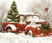 Christmas Vintage Cards 2