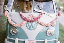 FLOWERS | Car arrangements