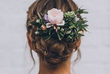 FLOWERS | Haircorsage