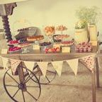 OUR WEDDING CAKES AND SWEETS / Wedding cakes, cupcakes, macarons, candy table and other sweet food.