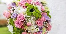 OUR WEDDING BOUQUETS / Wedding bouquets, ramos de novia.