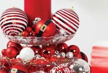 Christmas Globes & Trays