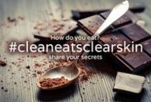 Clean Eats, Clear Skin / These meals and recipes are terrific substitutes for acne-causing seaweed, cow's milk, peanuts, and white sugars and flours.  https://www.porespective.com/blog/