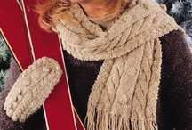Free Scarf Knitting Patterns / by Craft Downloads