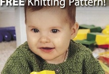 Free Kids' Clothes Knitting Patterns / by Craft Downloads