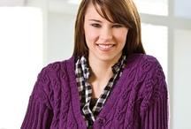 Free Cardigan & Jacket Knitting Patterns / by Craft Downloads