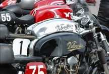Cafe racers / Scramblers / Retro...