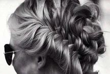 Hair / Les photos de coiffures incroyablement simple et sympas.