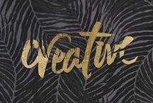 Graphic Design / Design, Typography, Graphic Design, Poster