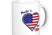 Made In Usa Coffee Mugs / Coffee will taste American from these Made In Usa Coffee Mugs