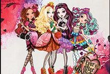 Ever After High / Ever After High pictures, dolls, and gifts.